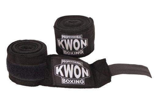 Bandaža Box Kwon 4054510 BLK Prof 16,95
