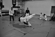 Menu Borilacki Judo