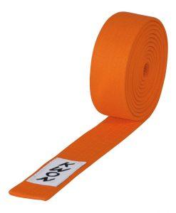 pojas karate kwon narančasti 3003
