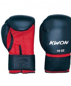 rukavice box kwon 4002512 12oz blk
