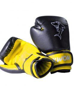 rukavice box kwon 4003904 4oz blk