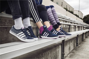 Adidas footwear girls