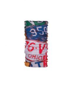 bandana viking white blue green 2014 41116166134