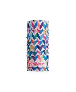bandana viking white blue pink 41017014281