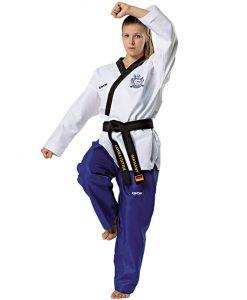 kimono taekwondo kwon 1021
