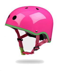 kaciga micro pink neon