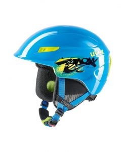 kaciga uvex u kid blue lime s5662184601