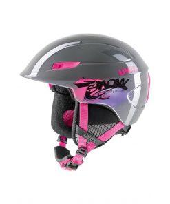kaciga uvex u kid grey pink s566218460